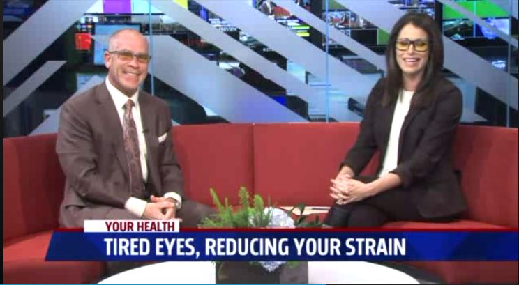 San Diego FOX 5 Weighs in on Digital Eye Fatigue
