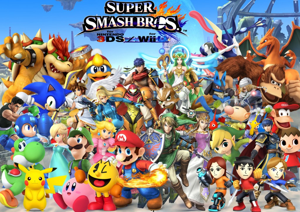 super_smash_bros_wii_u_3ds_characters_by_supersaiyancrash-d704xlh-1024x724