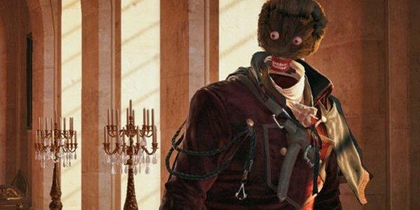Assassin's Creed Unity: Glitch Face