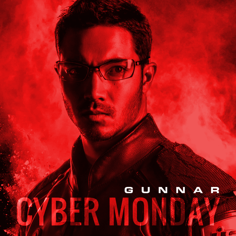 GUNNAR Cyber Monday Sale