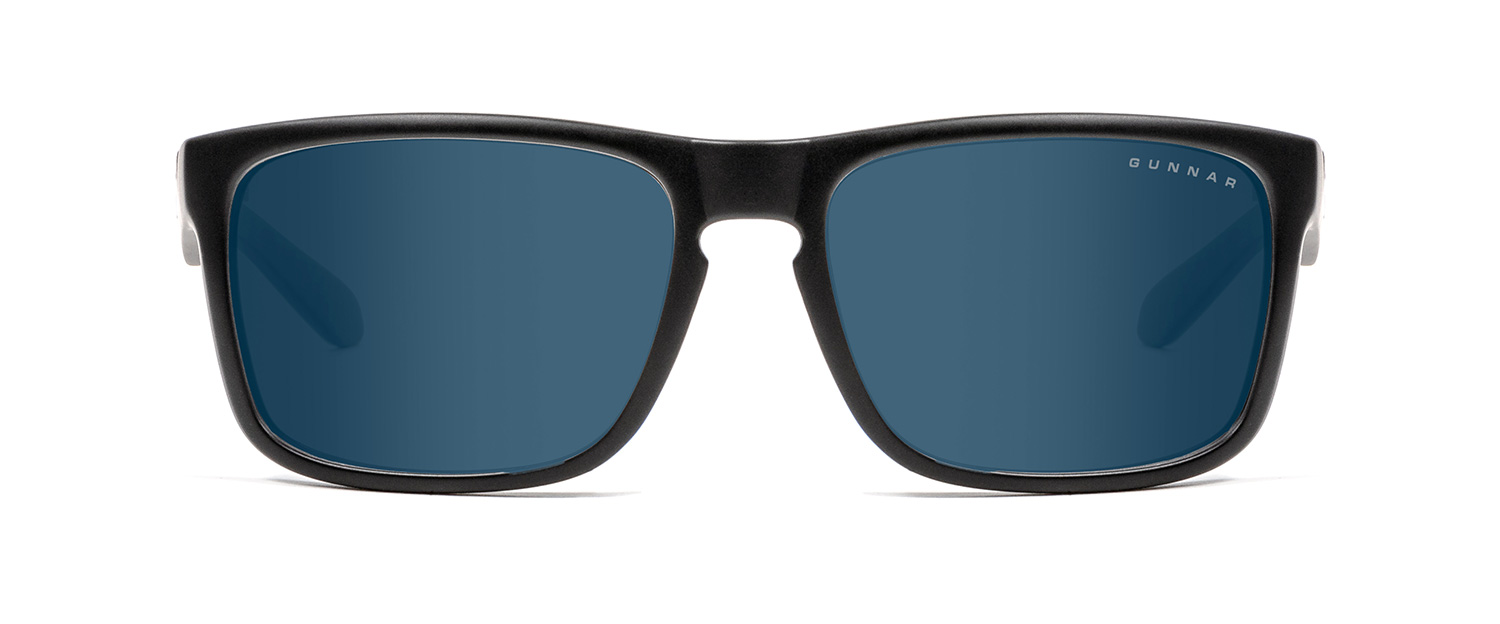 intercept onyx sun face - Intercept Prescription Sunglasses