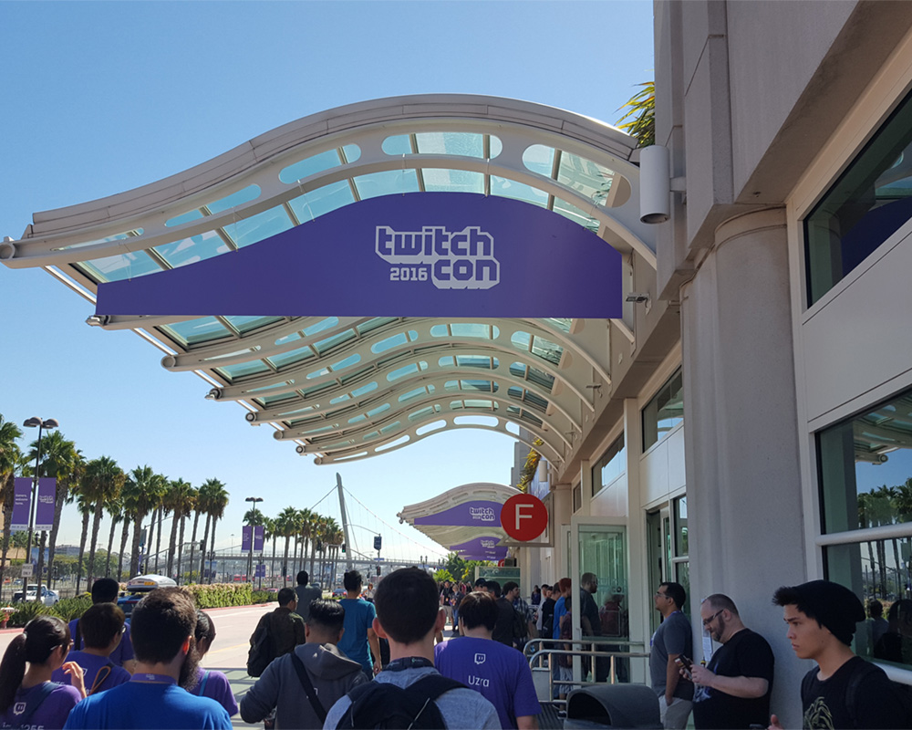 Twitchcon featured - GUNNAR Optiks @ TwitchCon