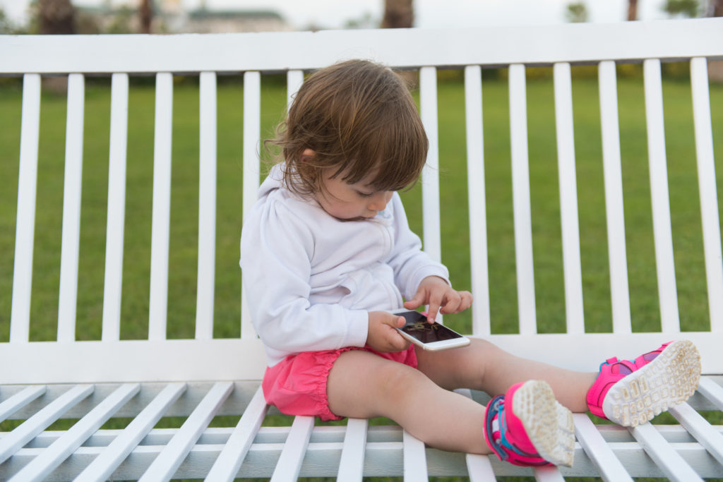 screen time and children's health