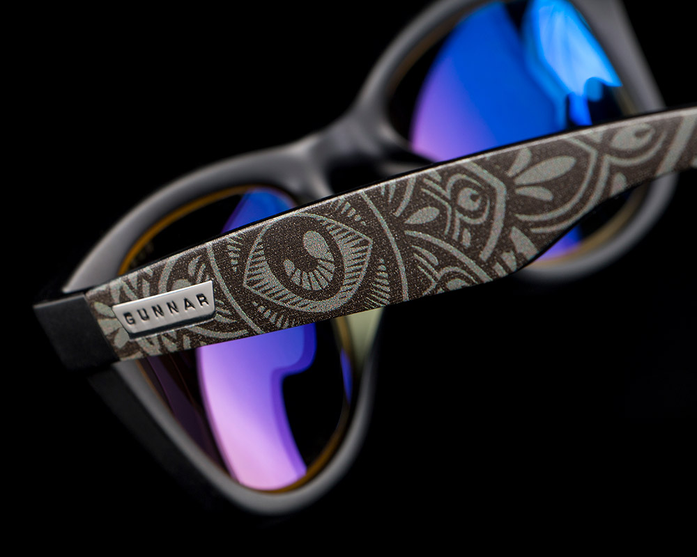 GUNNAR Teams with Globally Renowned Artist Hydro74 for Limited Edition Axial