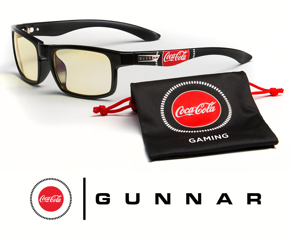 coke esports gunnar partnership