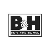 BH Photo video logo - US Retailers