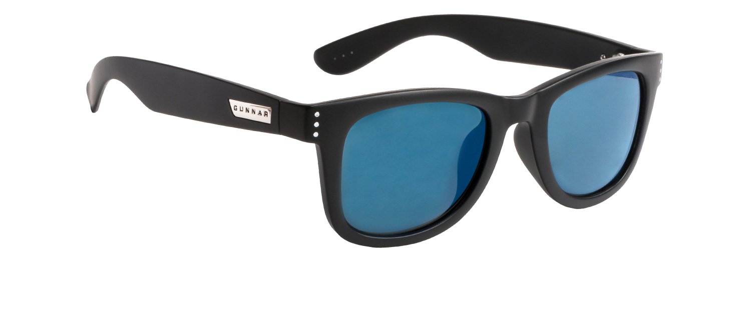 light blue lens sunglasses