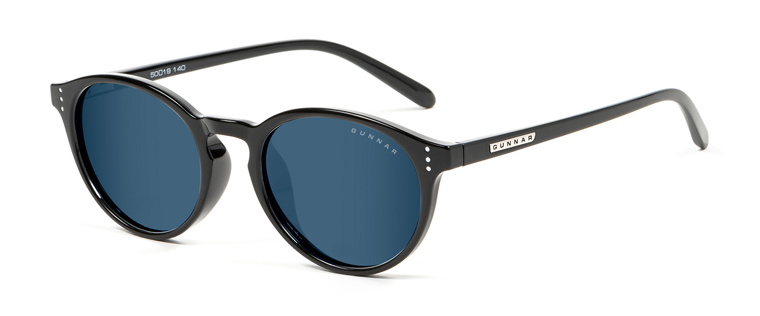 attache onyx sun 3 4 - Attaché Prescription Sunglasses