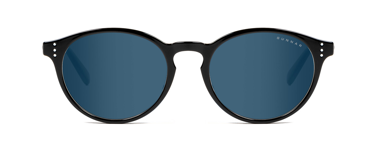 attache onyx sun face - Attaché Prescription Sunglasses