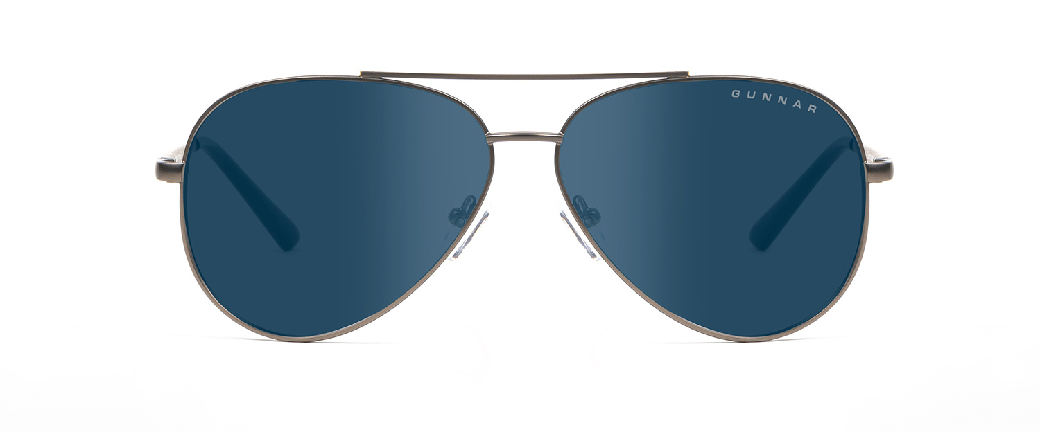 maverick gunmetal sun face - Maverick Prescription Sunglasses