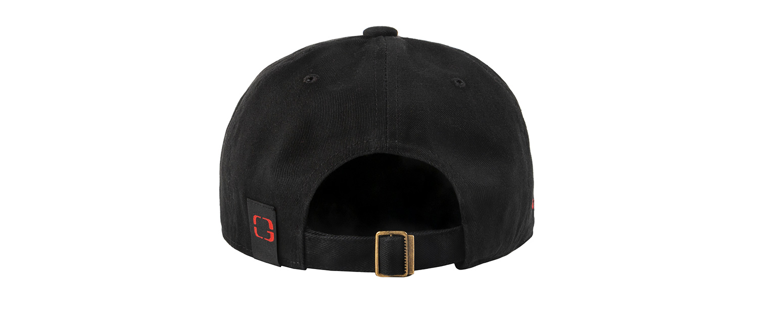 GUNNAR dad back - Crosshair Dad Hat