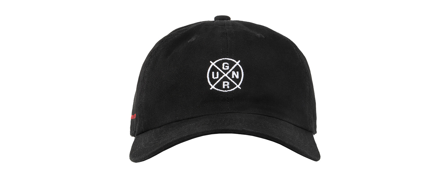 GUNNAR dad front - Crosshair Dad Hat
