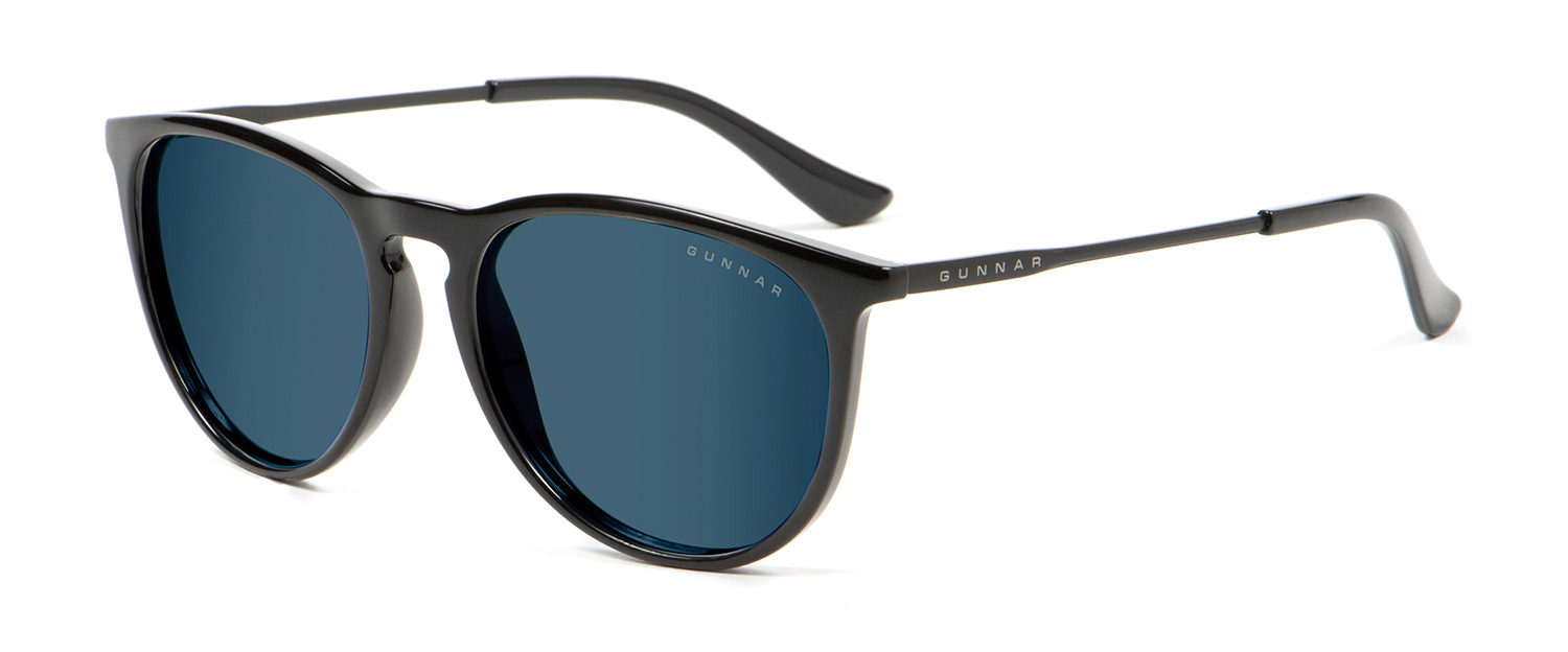 menlo onyx sun 3 4 - Menlo Prescription Sunglasses