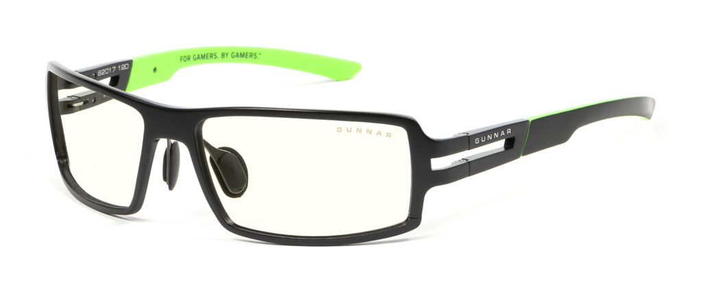 gaming glasses with headphones compatibility