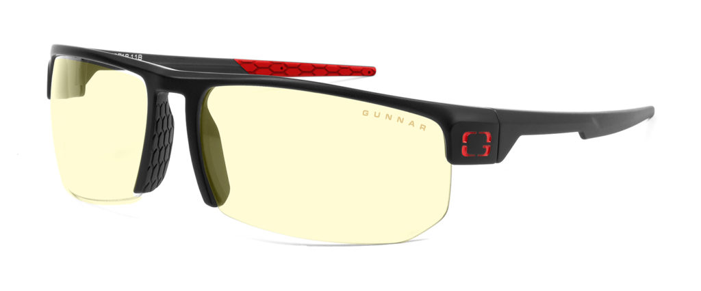 torpedo fit onyx amber 3 4 1024x426 - GUNNAR Glasses Review By The YouTube Tech Guy