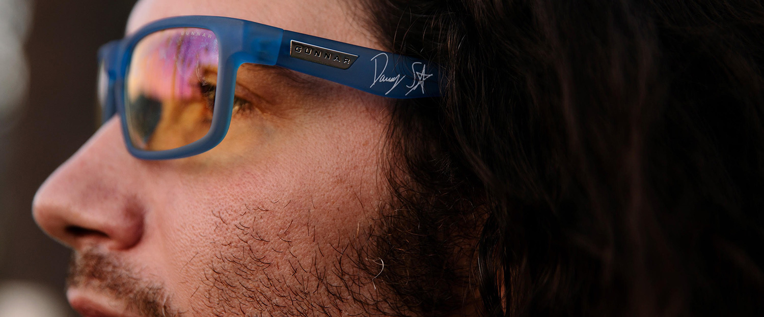 Gaming Glasses Game Grumps Enigma Limited Edition Gunnar