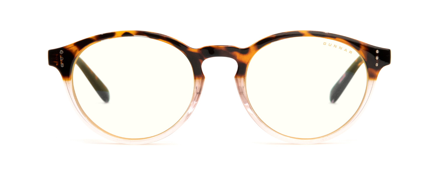 Attache TortoiseRoseFade Clear Face - Check out GUNNAR at Best Buy