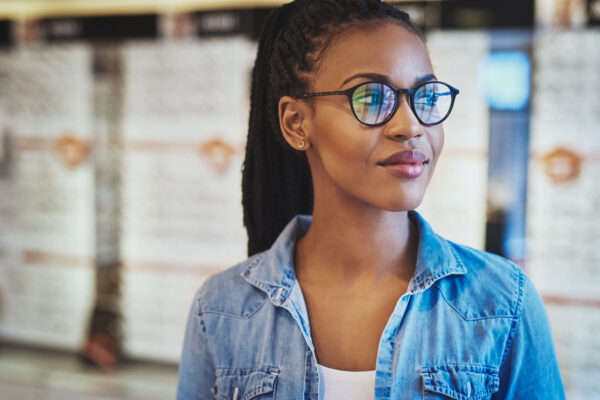 what is nearsighted vision