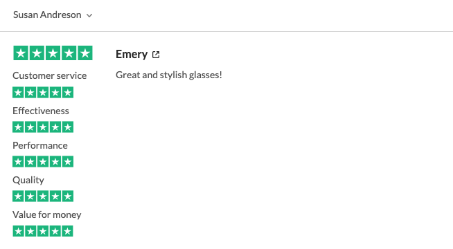 emery computer glasses review