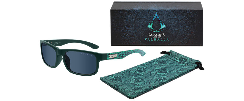 AC Valhalla Enigma sun case pouch 1024x426 - What are the Best GUNNAR Glasses for Gaming? [2020]