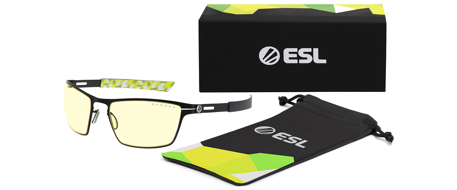 ESL Blade amber case pouch - ESL Blade Prescription