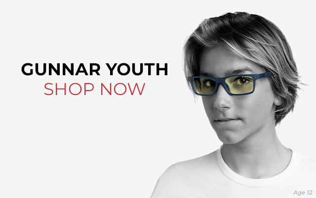 best blue light blocking glasses for kids by gunnar youth